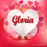 Hermosos corazones con la letra G !!Gratis¡¡