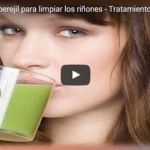¡Limpia tus riñones con el Perejil!(video)