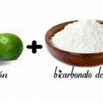¡Bicarbonato de sodio con limón para quemar la grasa abdominal!