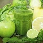 3 batidos verdes adelgazantes y muy saludables