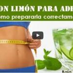 Dieta para bajar 7 kilos en 5 días (vídeo)