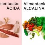 Alimentos que restablecen el equilibrio alcalino y evitan cáncer!