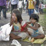 Cambio la vida de dos niños de la calle. Increible