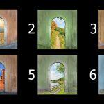 Eche un vistazo a estas 6 puertas y conocerá más de usted mismo