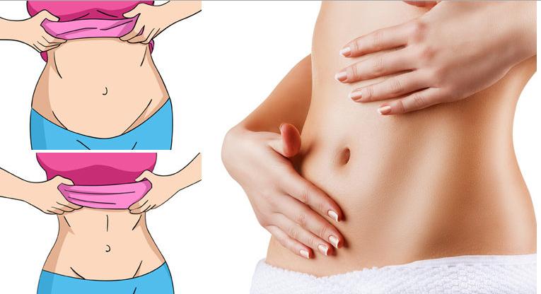 Elimine la grasa de su vientre