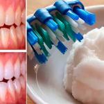 Esta pasta dental casera blanquea los dientes y elimina el mal aliento