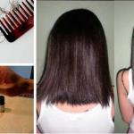 Penso que era otra mentira de internet, pero al usarla logro combatir la perdida de cabello y su cabello creció mucho