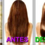 El cabello de tus sueños se hará realidad con este alisador casero