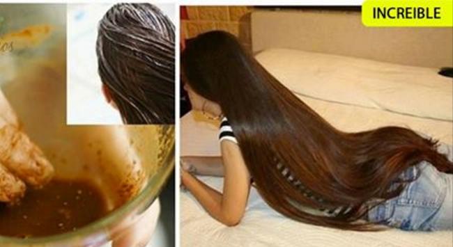 Este remedio casero hará que tu cabello crezca como loco y todo mundo tendrá celos de su brillo y de su increíble volumen