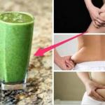 Bebe esto por 2 semanas y eliminarás la grasa de la barriga, espalda y muslos sin darte cuenta