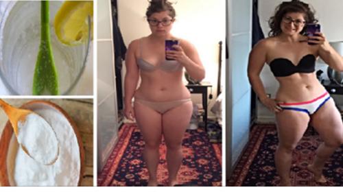 Bajar de peso rápidamente es posible con ayuda del bicarbonato de sodio