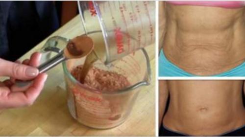 Con la ayuda de este remedio natural usted podrá acabar rápidamente con la flacidez del estómago y de este modo usted logragá verse mucho mejor