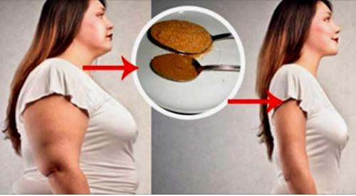 """Le llaman el """"Asesino de la obesidad"""", pues consumir 1 cucharadita de eso diariamente te ayudará a perder muchos kilos"""