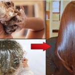 Usando esta mascarilla para cabello, obtendrás resultados sorprendentes en 15 minutos