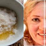 Con la ayuda de esta receta eliminarás las arrugas y lucirás hasta 10 años mas joven