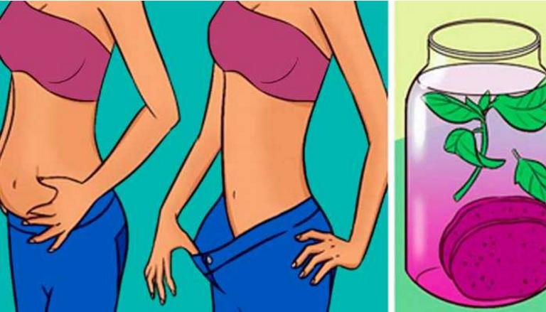 ¡No luches más con las dietas! ¡Pues bebiendo esto irás desintoxicando tu cuerpo y eliminando grasa!