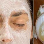 Usa esta mascarilla natural y eliminarás las arrugas,cicatrices, manchas y acné de tu rostro