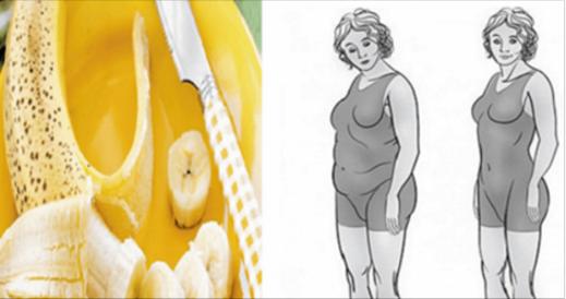Dieta del platano para perder peso aceleradamente. ¡Los resultados te sorprenderán!