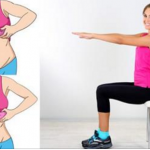 5 sencillos ejercicios en silla que te ayudarán a eliminar la grasa del abdomen