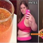 Batido de papaya para bajar varios kilos, desinflamar el estomago y limpiar el colon en 1 semana