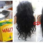 Usando esta receta tu cabello quedará suave, hermoso y manejable