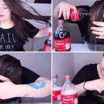 Esto suscederá si lavas tu cabello con Coca Cola. Los resultados te dejarán sorprendida y querrás hacerlo siempre