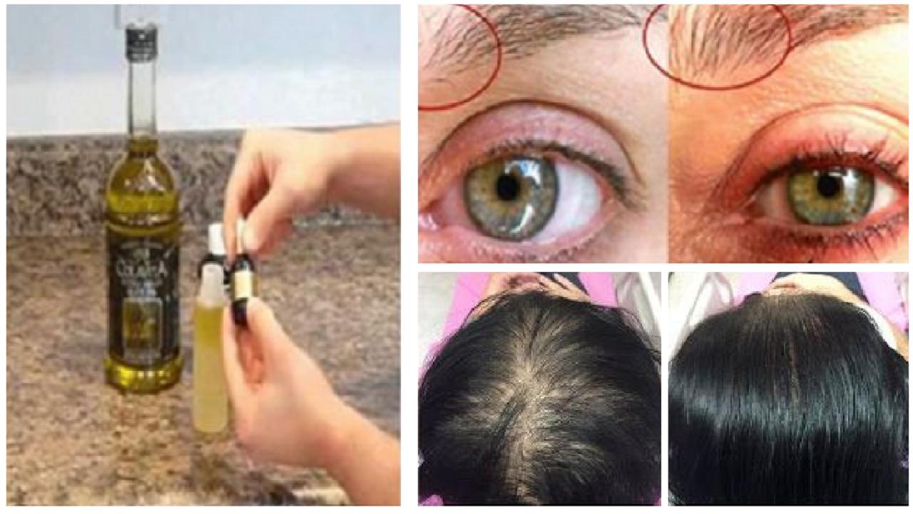 Este aceite hará crecer tu cabello de forma sorprendente, además de las cejas y pestañas