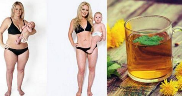 Elimina rápidamente la grasa abdominal, tan sólo bebiendo esto 3 veces cada día