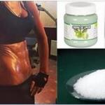 Crema que quema la grasa, para sudar sin hacer ejercicio y reducir tu cintura
