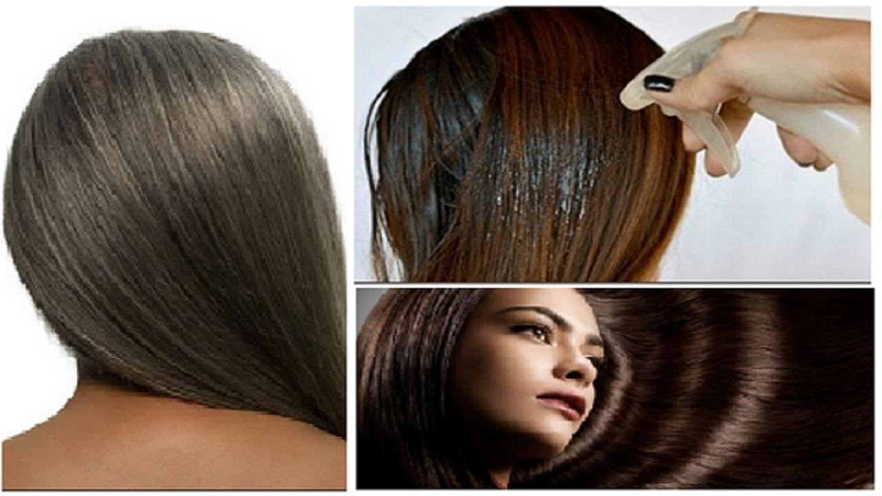 Elimina todas las canas de tu cabello con la ayuda de esto