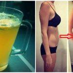 Pierde 7 kilos en tan sólo 10 días bebiendo lo siguiente