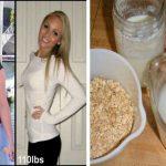 Pierde hasta 10 kilos en 2 semanas con el agua de Avena, usandolo de esta manera