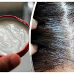 Elimina las canas, la caída del cabello y la caspa con este remedio natural