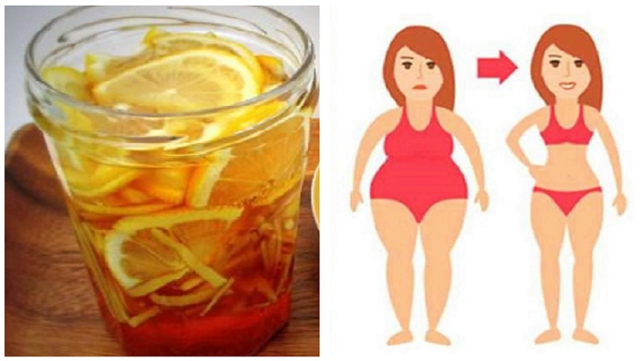 Parecía una mentira de internet, pero con esta receta perdí 10 kilos en 1 mes