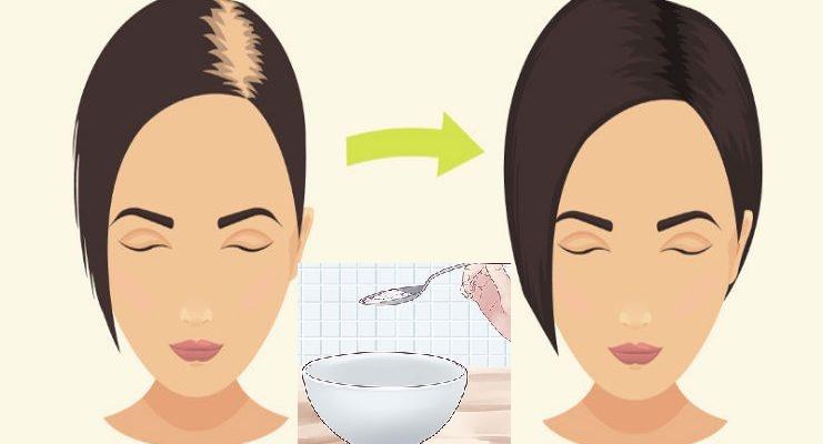 Detendrás la caída de tu cabello e impulsarás su crecimiento con tan solo frotarle esto