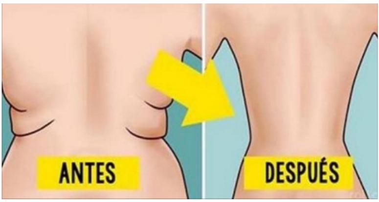 El bicarbonato de sodio elimina la grasa de la barriga, muslos, brazos y espalda. Solo si lo preparas de esta manera