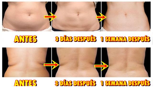 Eliminarás la grasa de tu abdomen en solo 1 semana con este batido