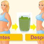 Perderás 6 kilos en pocos días consumiendo esta bebida de 2 ingredientes