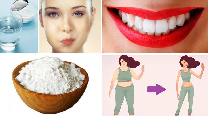 Sabias que el bicarbonato de sodio es muy bueno, pero seguro no conocías todos estos fantasticos usos