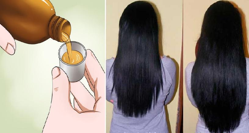 Aplica esto en tu cabello y crecerá como loco en poco tiempo
