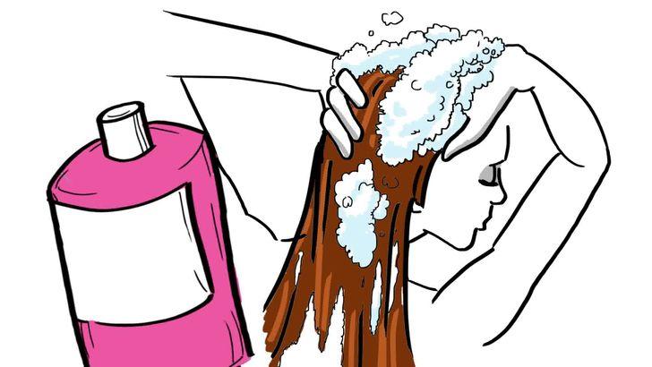 Añade aspirinas a tu champú y tu cabello crecerá en poco tiempo y lucirá como nunca antes