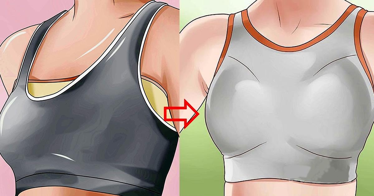 Acelera el crecimiento de tus pechos de forma natural y rápida. ¡Adiós cirugías!