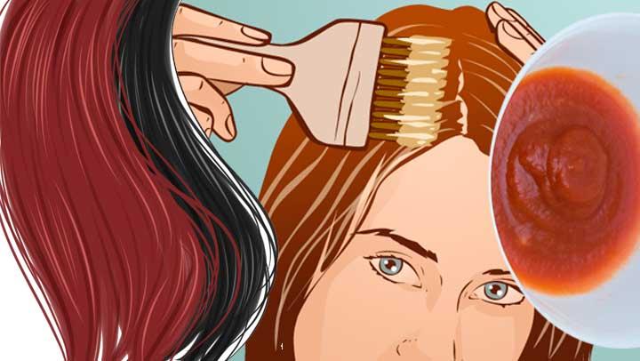Aprende a teñir tu cabello con ingredientes naturales, podrás tener el cabello que siempre quisiste