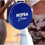 ¿Sabías que la crema nívea servía para aumentar el tamaño de tus glúteos? ¡Descubre como!