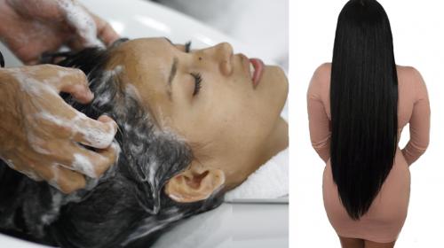 Fantástico tratamiento natural que hace que tu cabello crezca como loco