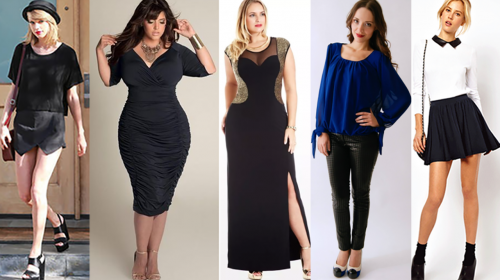 Aprende a vestirte de la mejor manera según tu cuerpo... Lucirás irresistible