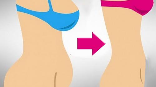 Elimina toda la grasa abdominal en 1 mes con ayuda de esto