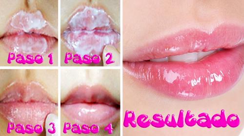 Los labios rosa de tus sueños los tendrás de forma natural con ayuda de esto ¡Adiós labial!