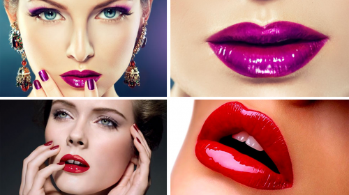 Los mejores consejos para maquillar tus labios...Tu novio querrá besarte al ver tus labios