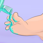 Remoja tus pies en enjuague bucal y al día siguiente sucederá algo sorprendente
